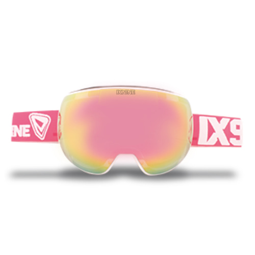 IX4 Deep Pink  Pink Metalized